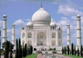 Taj Mahal is an example of Mughal architecture.This type of architecture amalgam of Islamic, Persian, Turkic and South-Asian architecture.